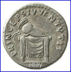 DOMITIANUS DOMITIAN DOMITIEN (69-96), denier, 80, Rome