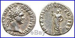 DOMITIANUS DOMITIAN DOMITIEN (69-96), denier, 92-93 Rome
