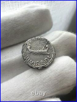 Denarius / Denier des Légions (Marc-Antoine), Rome, 3.45g
