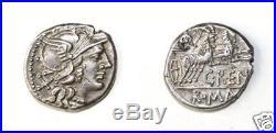 Denier, 138 av JC, Rome RENIA