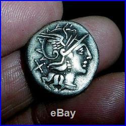 Denier 150. AC. ROME (poids= 3,60 gr) offres acceptées
