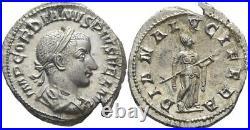 Denier 241 Romain Empire Gordien III 238-244, Argent #UKW95