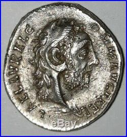 Denier Commode Commodus HERCVLI ROMANO AVG