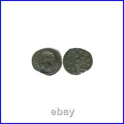 Denier D'aquilia Severa Empire Romain 221 222 apJC