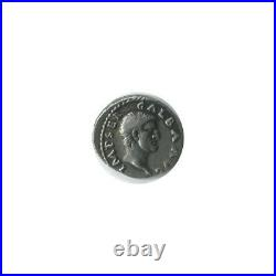 Denier Galba Empire Romain