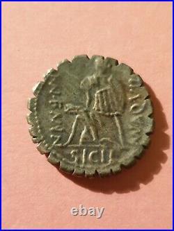 Denier Republique Romaine Memmia Les Dioscures 109-108 Av. J. C