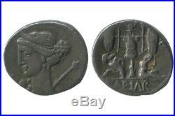 Denier de Jules César République Romaine 48 avJC