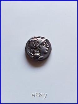 Denier république romaine