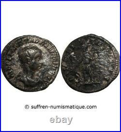 Diadumenien Denier Argent 217 Rome