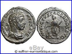 ELAGABALE DENIER ARGENT (RIC 191) Silver Denarius Elagabalus
