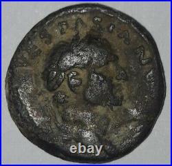 Empire Romain VESPASIEN, TITUS et DOMITIEN Denier