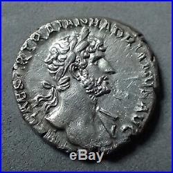 HADRIANUS, HADRIEN, denier Rome en 119, PM TR P COS II FELIC AUG, 18 mm, 2,50