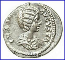 JULIA DOMNA (+217), denier 196-202, Laodicée Laodicea