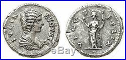 JULIA DOMNA (+217), denier 199, Laodicée Laodicea