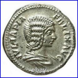 JULIA DOMNA (+217), denier Rome, 212