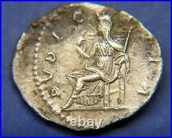 JULIA MAESA 218-219 Denier Revers PVDICITIA