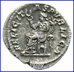 JULIA MAMÉE MAMAEA (+235) Denier 230 Rome