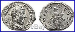 MACRIN MACRINUS (04/217-06/218), denier 218 Rome