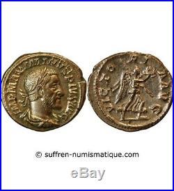 MAXIMIN Ier DE THRACE DENIER ARGENT 236 ROME
