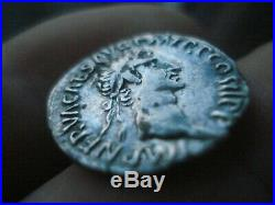 MORUZZI NERVA DENARIO DENARIUS DENAR DENIER moneta romana antica argento
