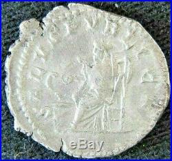 Macrin 217-218 Ap. J. C Denier