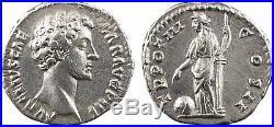 Marc Aurèle, denier, Rome, 149 150, TR POT III COS II 45