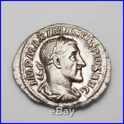 Maximin Ier Thrace Denier VICTORIA Rome, 236 ap. JC RCV#8317 RIC#16 C#99