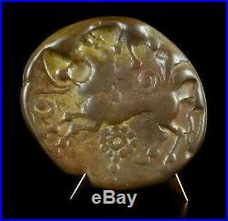 Médaille 13cm 1,2kg essai exemplaire unique monnaie romaine grecque denier c1970