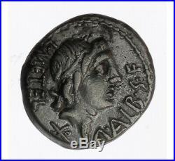 Monnaie, République Romaine, Denier, Caecilia, Argent, 96 Ac, Rome, P12961