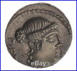 Monnaie, République Romaine, Denier, Postumia, Argent, 48 Ac, Rome, P12957