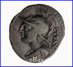 Monnaie, République Romaine, Denier, Servilia, Argent, 100 Ac, Rome, P12972