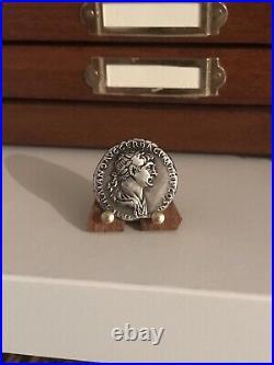 Monnaie Romaine Denier Trajan, Roman Coins denarius