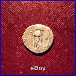 Monnaie Romaine Denier Vitellius