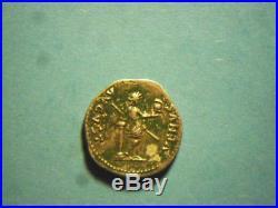 Monnaie antique romaine JULIA TITI denier en argent