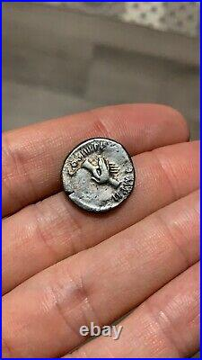 Monnaie romaine Denier de Nerva, Roman coins Denarius