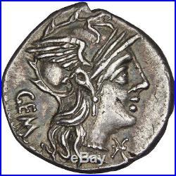 Monnaies antiques, Aburia, Denier #31509