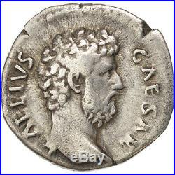 Monnaies antiques, Aelius, Denier, Rome, RIC 432 #45738