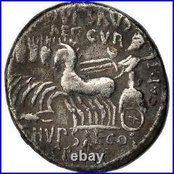 Monnaies antiques, Aemilia, Denier #61973