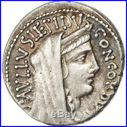 Monnaies antiques, Aemilia, Denier, Rome, Babelon 10 #32958