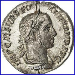 Monnaies antiques, Alexandre Sévère (221-235), Denier, Cohen 9 #66830
