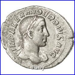 Monnaies antiques, Alexandre Sévère, Denier, RIC 250b #32724