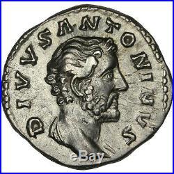 Monnaies antiques, Antonin le Pieux, Denier, Cohen 164 #30901