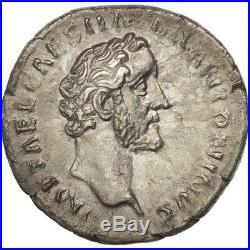 Monnaies antiques, Antonin le Pieux, Denier, Rome, RIC 25 #37606
