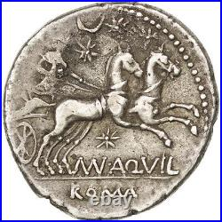 Monnaies antiques, Aquillia, Denier, Rome, RCV 180 #44453