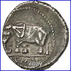 Monnaies antiques, Caecilia, Denier, RCV 301 #44437