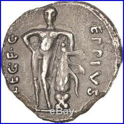 Monnaies antiques, Caecilius Metellus Pius Scipio, Denier, 47-46 BC #417333
