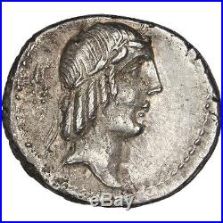 Monnaies antiques, Calpurnia, Denier #31512