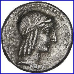 Monnaies antiques, Calpurnia, Denier #31707