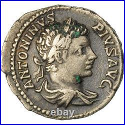 Monnaies antiques, Caracalla (198-217), Denier, Cohen 422 #66559