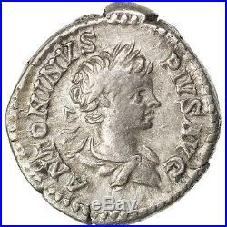 Monnaies antiques, Caracalla (198-217), Denier, RIC. 149 #67425